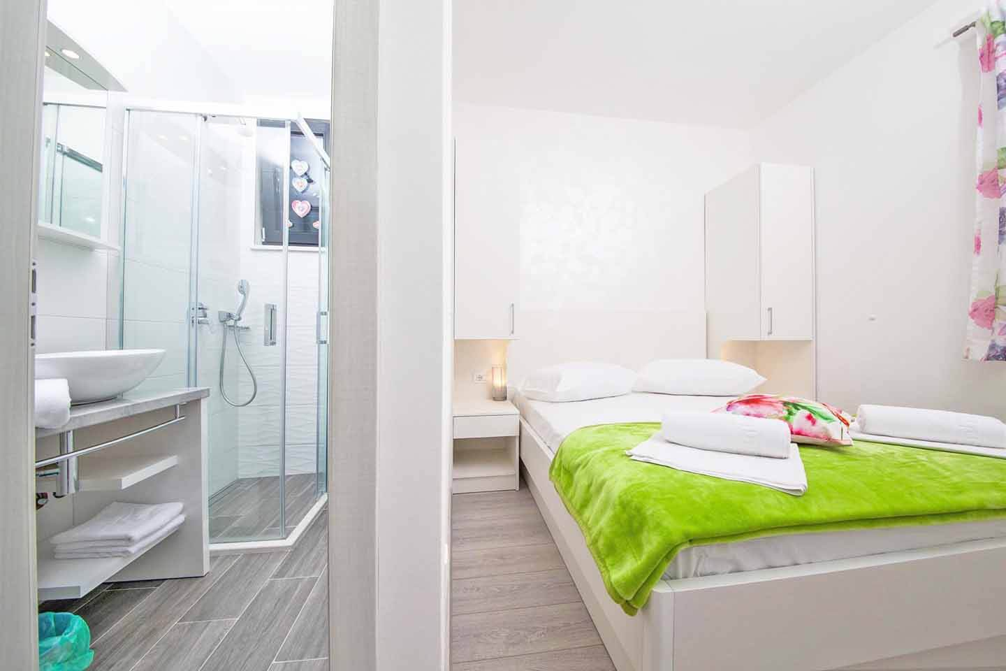 Double bedroom 2 and ensuite