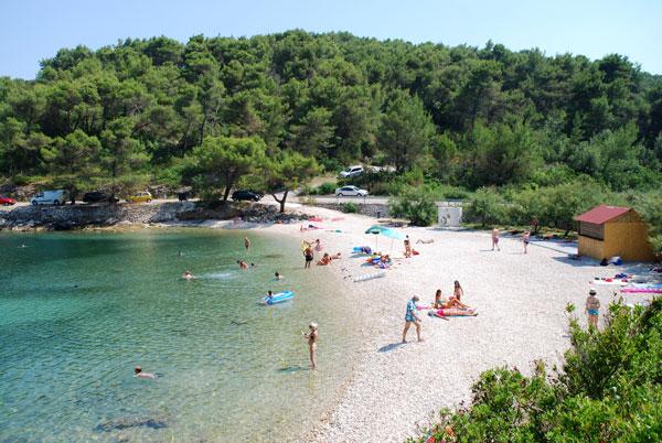Brac beach